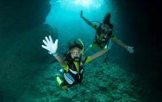 DSコース:青の洞窟体験ダイビング